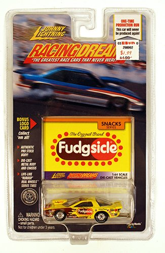 Fudgsicle Johnny Lightning Racing Dreams Snack Series