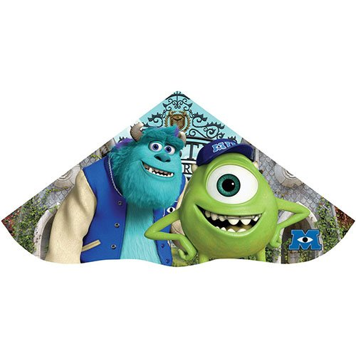 Skydelta 52-inches Poly Delta Kite: Monsters Inc Kite