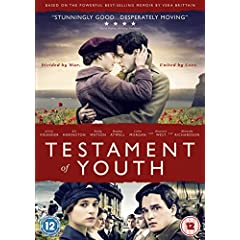 TESTAMENT OF YOUTH debuts on Digital HD Oct. 6 and on Blu-ray and DVD Oct. 20 from Sony Pictures