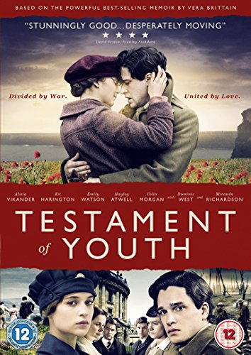 Testament of Youth [DVD] [2015]