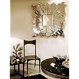 Venetian Design Wall Mirror VDPI-635 Size 36X36