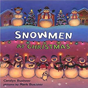 Snowmen at Christmas Audiobook