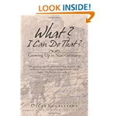 What? I Can Do That?: Growing Up in Nazi Germany