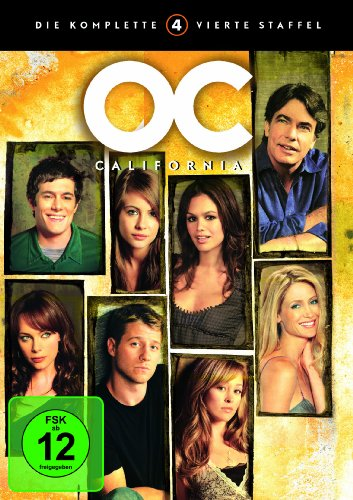 O.C. California - Staffel 4 [5 DVDs]