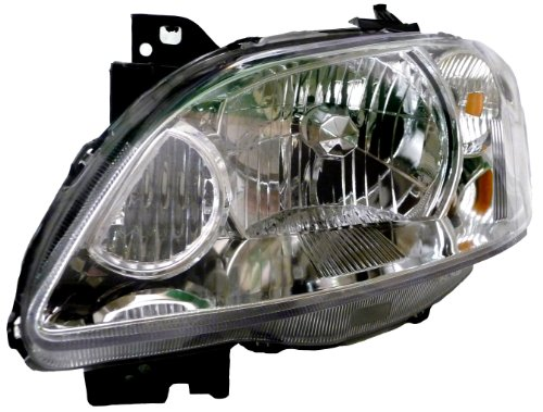 100W Halogen Driver side WITH install kit -Chrome 6 inch 2007 Peterbilt CONVENTIONAL Post mount spotlight