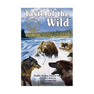 Taste Of The Wild Dog Food Pacific Stream with Smoked Salmon 2kg by Taste Of The Wild