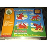 Clifford Discovers The Four Seasons Leap Frog Cartridge Only