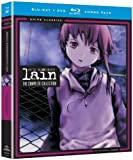 Serial Experiments Lain: Complete Series (Anime Classics) [Blu-ray + DVD]