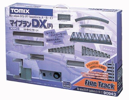 Nゲージセット マイプラン DX (F) 90943