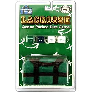 Lacrosse Dice Game by CHALKTALK