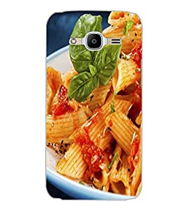 SAMSUNG GALAXY J2 2016 PASTA Back Cover by PRINTSWAG