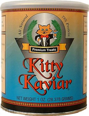 Kitty Kaviar fish treats