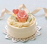 バタークリームケーキ 4号 昭和レトロ、 懐かし風味 誕生日ケーキ 母の日に