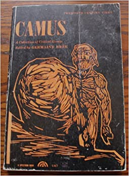 Camus: A Collection Of Critical Essays by Germaine Bre: Download