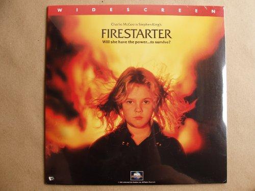 Firestarter laserdisc
