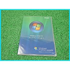 Windows Vista �A�b�v�O���[�gDVD