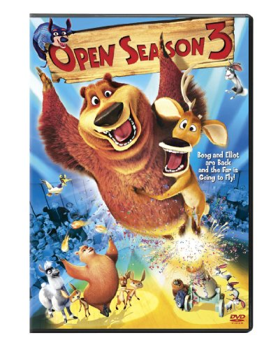 Open Season 3 (Subtitled, Dubbed, Dolby, AC-3, Widescreen)