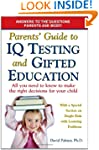Parents' Guide to IQ Testing and Gift...