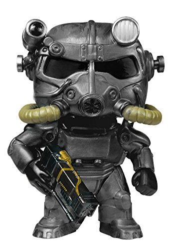 Funko POP Games: Fallout - Brotherhood of Steel Action Figure  funko pop star wars boba fett 08 pvc action figure collectible model toy 12cm fkfg126 retail box sp050