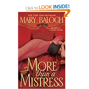 More Than a Mistress - Mary Balogh