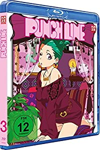 Punch Line - Vol. 3 [Blu-ray]