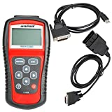 NavPlus MS EOBD OBD2 OBDII Live Data Car Scanner Diagnostic Code Reader 509 for Check Engine