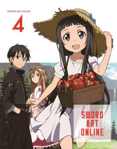 ソードアート・オンライン 4(完全生産限定版) [DVD]