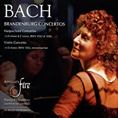 Bach: Brandenburg Concertos, Harpsichord &amp; Violin Concertos