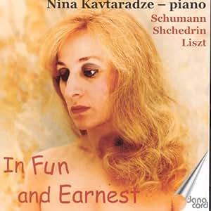 In Fun and Earnest - Nina Kavtaradze, pi