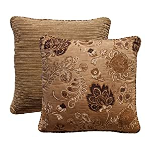Rose Tree Decorative Pillows : Amazon.com - Rose Tree Mont Royale Pillow, 18 by 18-Inch - Bed Pillows
