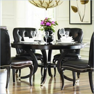 Dining Room on Dining Room Sets  5 Pc Sonata 60 Inch Round Table Dining Room Set