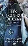 The Mortal Instruments, Les Chroniques de Bane, tome 7 : Débâcle à l'hôtel Dumort  par Johnson