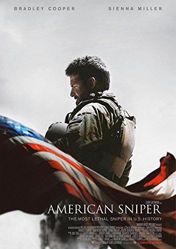 映画 アメリカン スナイパー ポスター 42x30cm ブラッドリー クーパー American Sniper 【並行輸入品】