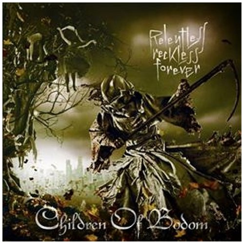 Children Of Bodom - Relentless, Reckless Forever [cd/dvd Combo] - Zortam Music