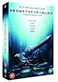 Prometheus to Alien: The Evolution Box Set [DVD] [1979]
