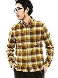 (ビームスプラス) BEAMS PLUS BEAMS PLUS / シャギー チェック ボタンダウンシャツ