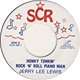 Jerry Lee Lewis Get Out Your Big Roll Daddy / Honky Tonkin Rock [VINYL]