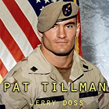Pat Tillman Audiobook by Jerry Doss Narrated by John Sipple
