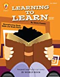 img - for Learning to Learn, Revised Edition: Strengthening Study Skills and Brain Power (TRES) book / textbook / text book