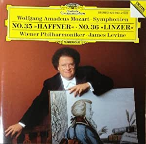 "Mozart: Symphonien No. 35 ""Haffner"" & No. 36 ""Linzer"""