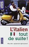 L'italien tout de suite !