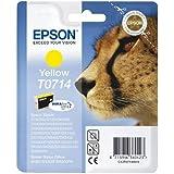 Epson T0714 Tintenkartusche, Gelb