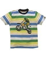 Dogwood Boys Motocross Striped T-Shirt