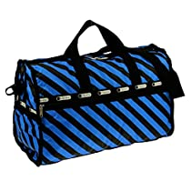 LeSportsac Large Weekender Bag, Ace Stripe, One Size