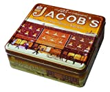 Jacobs Biscuits for Cheese Savoury Selection Tin (1 x 500g)