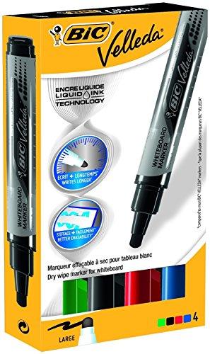 bic-velleda-liquid-ink-dry-wipe-markers-pack-of-4