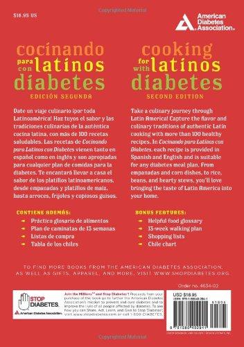 Cocinando para Latinos con Diabetes (Cooking for Latinos