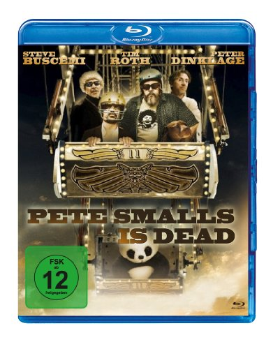 Pete Smalls is Dead [Blu-ray]