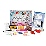 Thames & Kosmos Magic: Silver Edition Playset with 100 Tricks