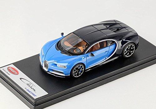 LOOKSMART/ルックスマート 1/43 ブガッティ シロン Le Patron / Bugatti Light Blue Sport LS459A